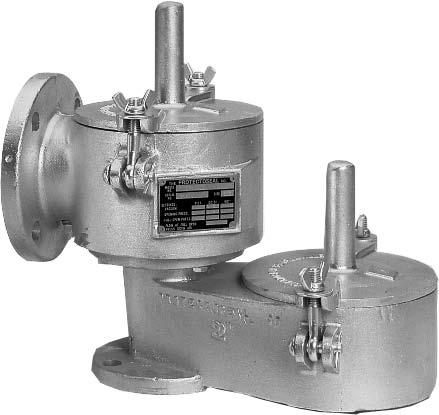 Pipe-Away Pressure Vacuum Vent 18540