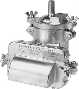 Pressure Vacuum Vent with Flame Arrester 830E