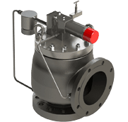 PILOT OPERATED SAFETY VALVES