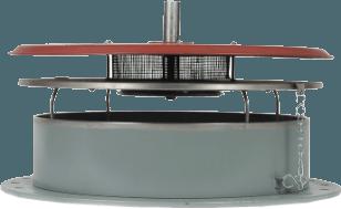 Emergency Pressure Vacuum Vent 52500