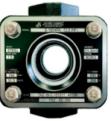 High Pressure Threaded Sight Flow Indicators