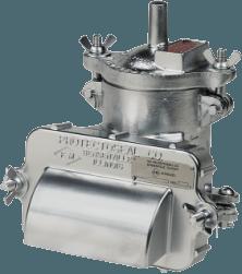 Pressure Vacuum Vent with Flame Arrester 830